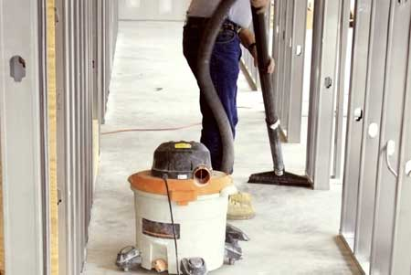 Post Construction Clean Up Commercial Cleaning Solutions